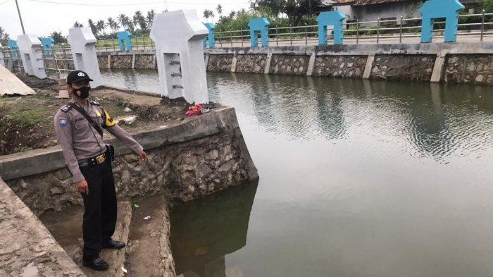 Kesaksian Warga yang Ikut Mencari Empat Anak yang Tercebur di Kanal Banten Kasemen Kota Serang