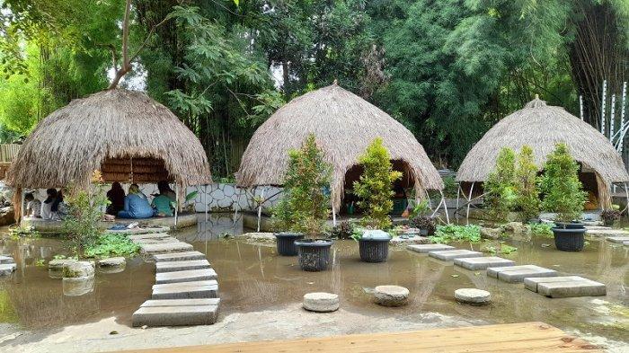 Wisata Kuliner di Serang Banten: Mie Ayam Babe, Warung Mie Ayam Mengusung Konsep Bernuansa Alam