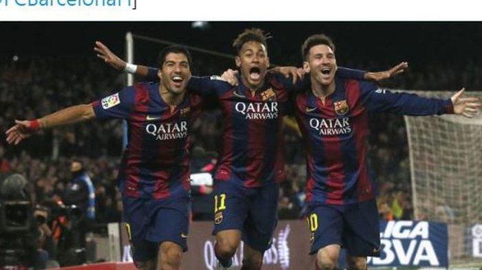 Tinggalkan Barcelona, Luis Suarez Resmi Gabung ke Atletico Madrid