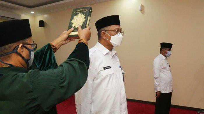 Ditunjuk Jadi Staf Ahli, Gubernur Banten Beri Tugas Khusus Ini Kepada M Trenggono