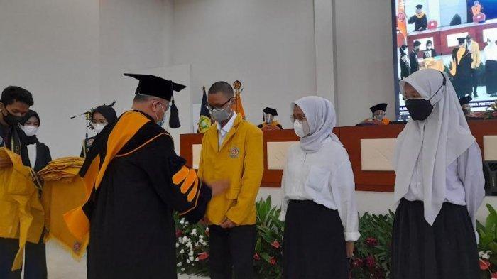 1.907 Mahasiswa Baru Unsera Ikuti Pengenalan Kampus, Fakultas Ekonomi Bisnis Paling Banyak Peminat