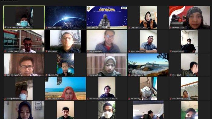 1.166 Mahasiswa Unsera Mengikuti KKM, Tersebar di Sejumlah Tempat, termasuk di Timor Leste