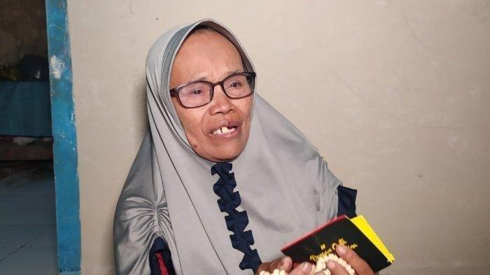 Kisah Mak Eros Melahirkan 25 Anak, Membesarkannya dengan Penghasilan Rp 30.000 per Hari