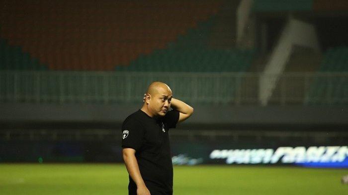 Lanjutan Liga 1 2020, Persita Ingin Bermarkas di Stadion Sport Center Tangerang