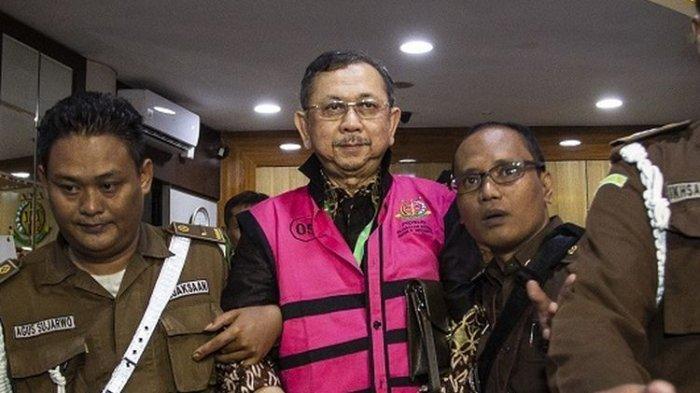 Vonis Seumur Hidup Eks Dirut PT Jiwasraya Jadi 20 Tahun Penjara