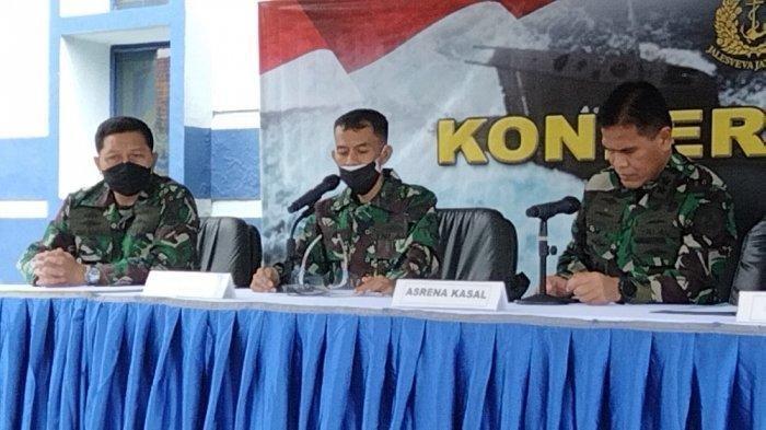 Sambil Menangis, Mantan Komandan KRI Nanggala 402 Beri Klarifikasi Soal Kondisi Kesehatannya