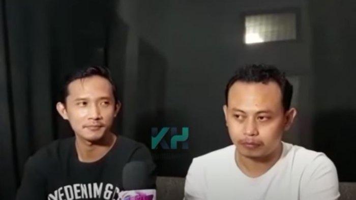 Dua mantan personel Sabyan Gambus, Tubagus Syaifulloh alias Tebe dan Ardi memberikan tanggapan soal isu perselingkuhan Ayus dan Nissa Sabyan.