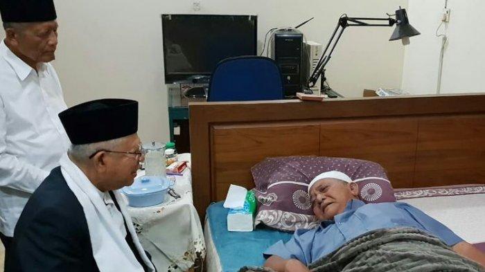 Pengasuh Pondok Pesantren Ali Maksum sekaligus Mertua Anas Urbaningrum Meninggal Dunia