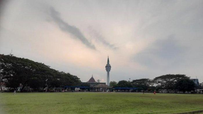 Masjid Agung Ar-Rahman di Lebak
