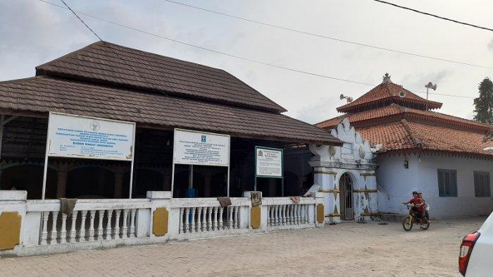 Menelusuri Jejak Islam di Banten: Masjid Agung Kesultanan Kenari Peninggalan Sultan Banten ke IV