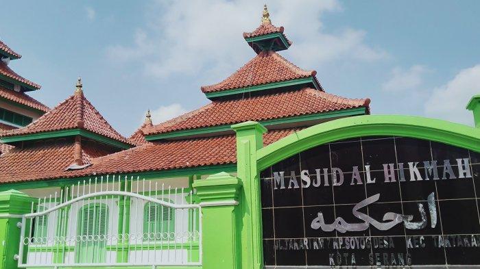 Masjid Al Hikmah di Kampung Soyog Taktakan, Rutin Gelar Dalailan Selama Ramadan Sebelum Buka Puasa