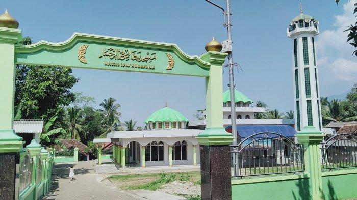 Menara Masjid Jami Ar-Ruhama Pandeglang Mirip Masjid Agung Banten, Pernah Direnovasi pada Abad Ke-19