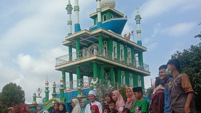 Mengenal Masjid Kapal Bosok, Destinasi Wisata Religi Serang Banten, Saksi Perjuangan Ki Angga Derpa