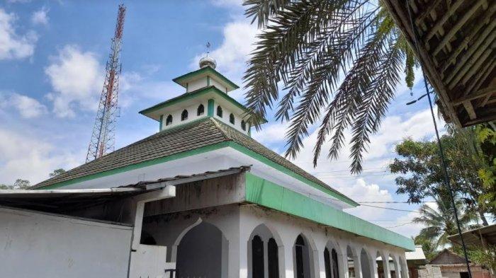 Masjid Kole Pamarayan Sudah Berdiri Sejak 1960-an, Pondasinya Dibangun Hanya dalam Semalam