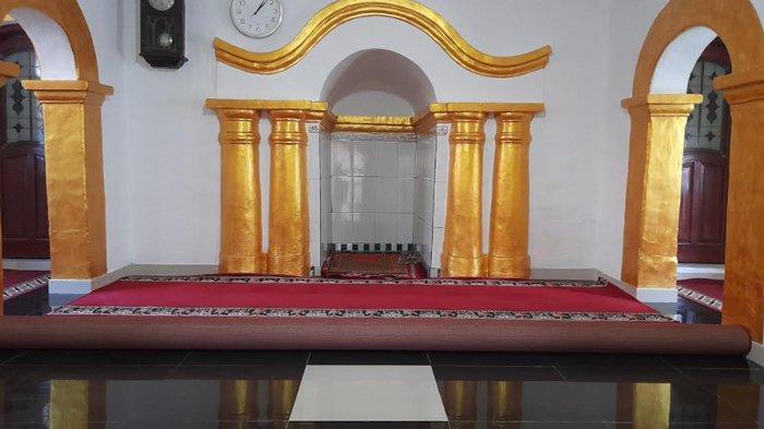 Masjid Sumpah di Cilegon, Tempat Pengambilan Sumpah Para Wali dan Damaikan Orang yang Berselisih