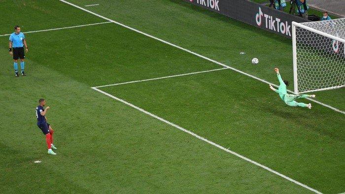 Hasil EURO 2020: Kalah Adu Penalti dari Swiss, Prancis Tersingkir!