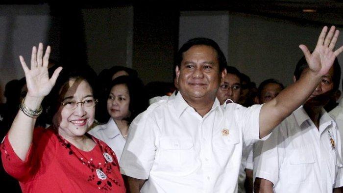 Megawati dan Prabowo Didorong Kembali Duet untuk Maju Pilpres 2024, Gerindra : Kita Pikirkan