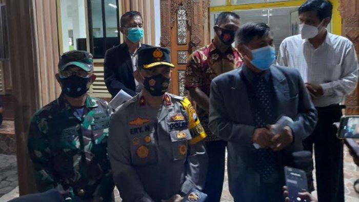 Turunkan 700 Personil Jelang Ibadah Paskah, Wakapolda Banten: Tidak Usah Takut dengan Teroris