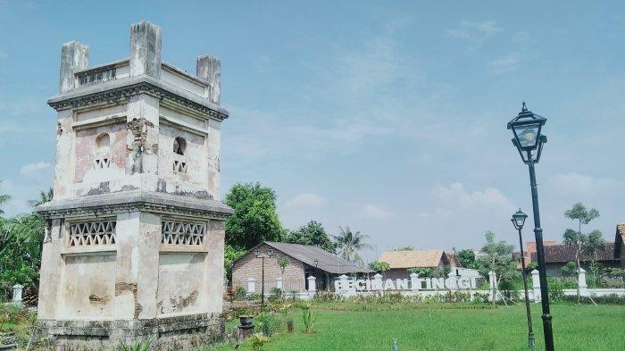 Menara Masjid Pecinan di Kramatwatu Masih Kokoh Walaupun Dibangun pada Abad Ke-15