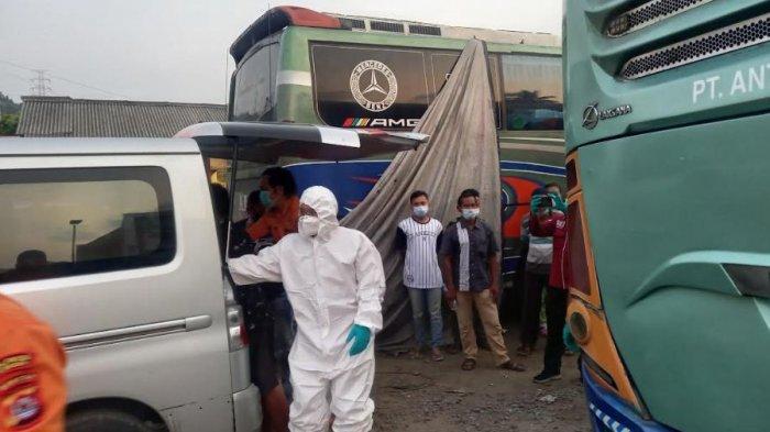 Penumpang Bus ALS Meninggal di Merak, Sempat Kejang-kejang di Pelabuhan Bakauheni