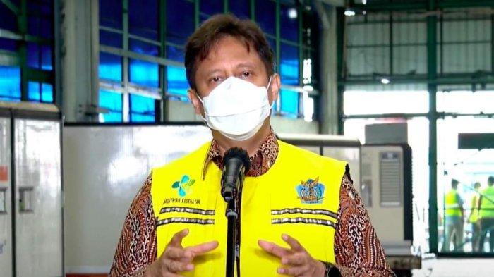 Menteri Kesehatan Budi Gunadi