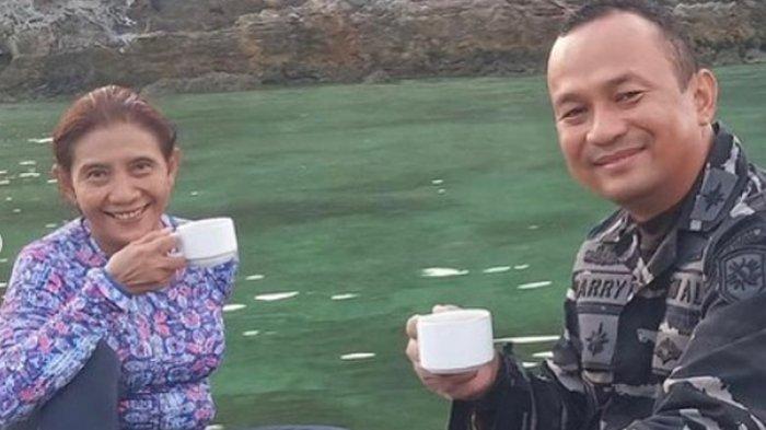 Berduka Atas Gugurnya Kru KRI Nanggala, Susi Pudjiastuti Ungkap Kenangan Bersama Kolonel Harry