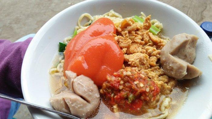 Kuliner Mie Ayam Teklie Spesial di Rangkasbitung