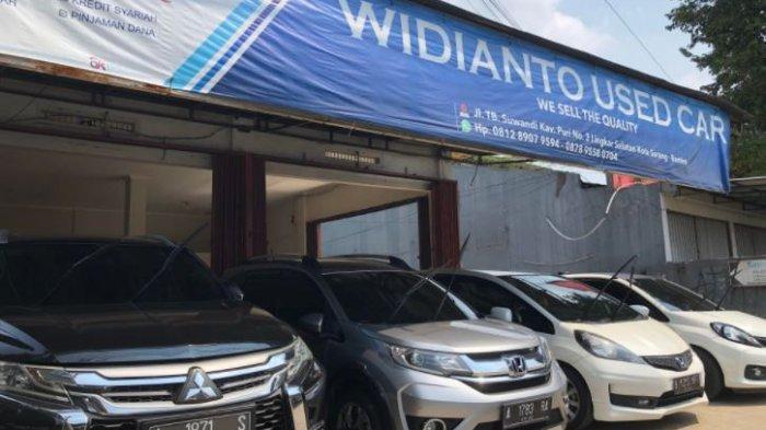 Jelang Lebaran 2021, Penjualan Mobil Bekas di Serang Meningkat Meski Ada Larangan Mudik