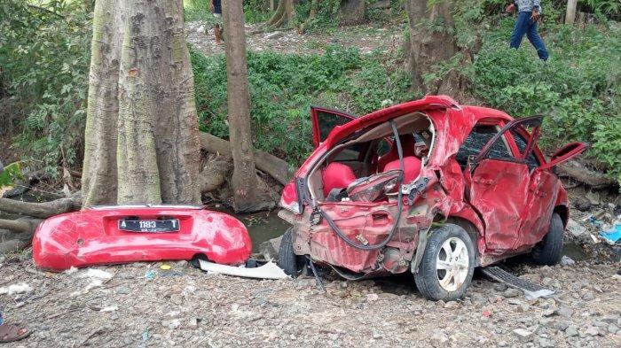 Kronologi Mobil Terjun dari Tol Tangerang-Merak yang Tewaskan Seorang Gadis, Diduga Hilang Kendali