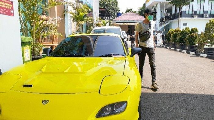 Hasil Operasi Patuh Jaya 2020, Polres Tangerang Selatan Sita Mobil di Film The Fast and the Furious