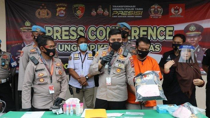 Pensiunan Jenderal Gadungan Janjikan Anak Warga Tangerang Jadi Polri, Korban Ditipu Ratusan Juta