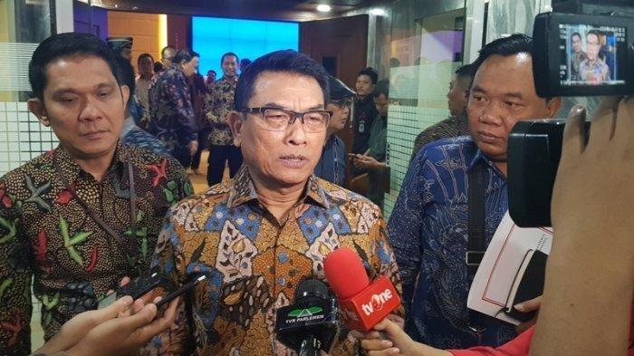 Bloomberg Prediksi Indonesia Bebas Pandemi 10 Tahun Lagi, Moeldoko: Suruh Belajar Dulu Lah!