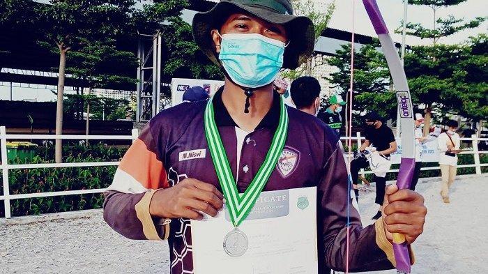 Latihan 2 Bulan, Mahasiswa UNBAJA Sabet Juara 2 Kompetisi Panahan Berkuda Tingkat Nasional
