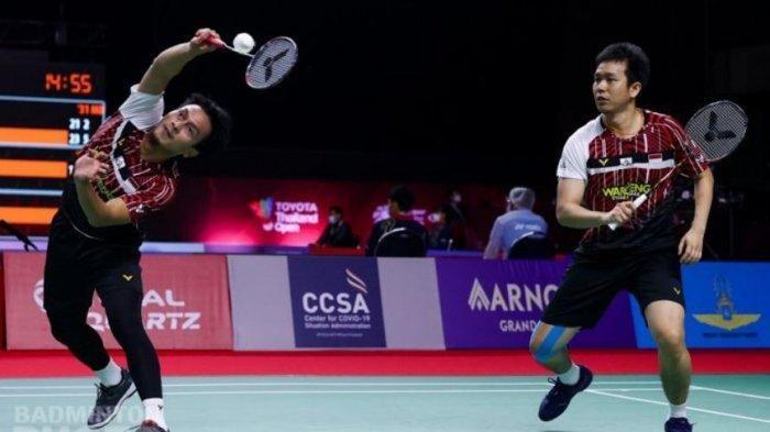 Rekap Thailand Open 2021: 10 Wakil Indonesia Lolos ke 16 Besar