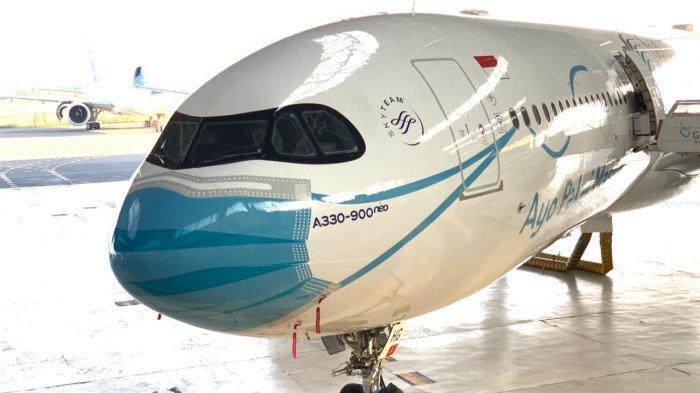 SIMAK, Maskapai Garuda Beri Subsidi Penerbangan Mulai 23 Oktober-31 Desember 2020