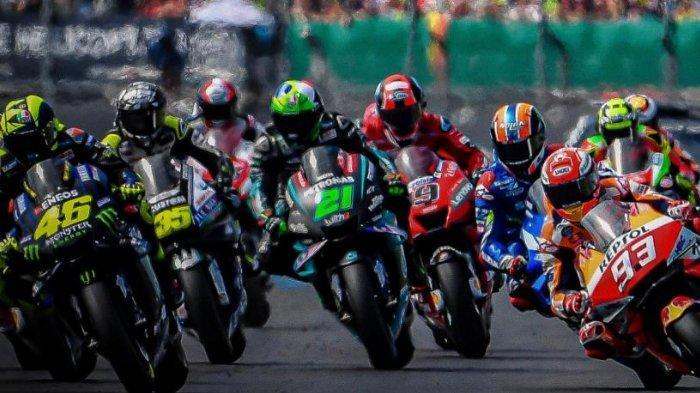 Live Streaming MotoGP 2021 Trans7 Malam Ini 20 Juni 2021, Valentino Rossi Start di Posisi-16