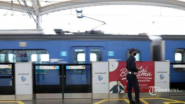 MRT Beroperasi Normal Saat PSBB di DKI Jakarta
