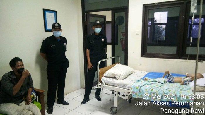 Akhirnya Muhammad Afdil Bocah Gizi Buruk dengan Berat 5 Kg Itu Dirawat di RSUD Cilegon