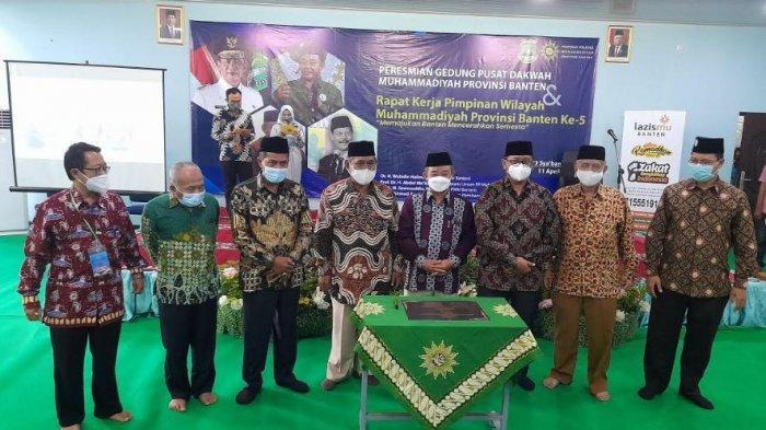 Gedung Baru Pusat Dakwah Muhammadiyah Diresmikan, Bisa Dimanfaatkan Untuk Warga Banten