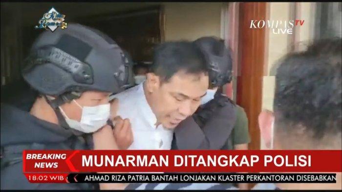 BREAKING NEWS: Munarman, Pengacara Rizieq Shihab Ditangkap Densus 88 Karena Dugaan Baiat ISIS