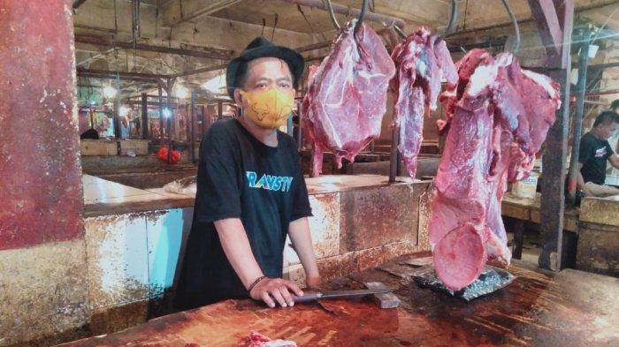Menjelang Ramadan, Harga Daging Sapi di Pasar Ciruas dan Rau Kota Serang Jadi Rp 120.000 per Kg