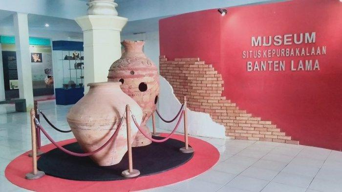 Melihat Artefak Museum Situs Kepurbakalaan Banten Lama, Sebagian Terbuat dari Keramik dan Gerabah