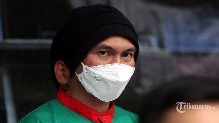Anji eks Drive Dibawa ke BNNP DKI Jakarta untuk Jalani Asesmen atas Permohonan Pihak Keluarga