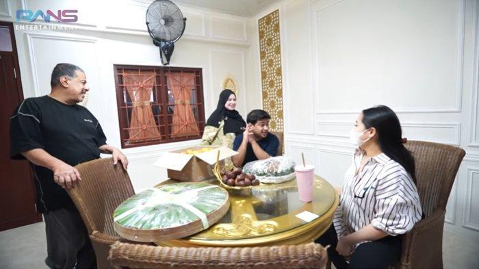Fadil Jaidi Jahili Pak Muh Saat Nagita Slavina Bertamu: Papa Kemarin Bilang Kak Gigi Pelit