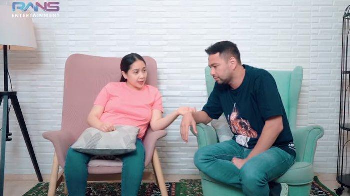 Sang Suami Main HP saat Lagi Ngonten, Nagita Slavina Kesal, Raffi Ahmad: Takut Banget Aku WA Cewek