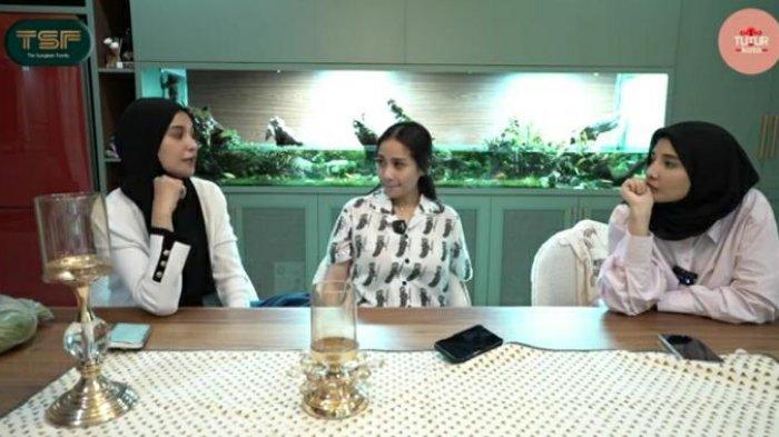 Zaskia dan Shireen Sungkar Syok Dengar Pengakuan Nagita Slavina Tentang Sikap Asli Raffi Ahmad
