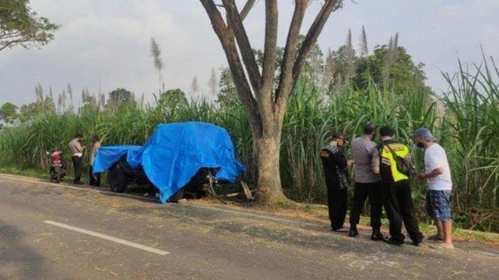 Rombongan Arisan Tumpangi Pick Up Kecelakaan di Malang, 7 Orang Meninggal Dunia