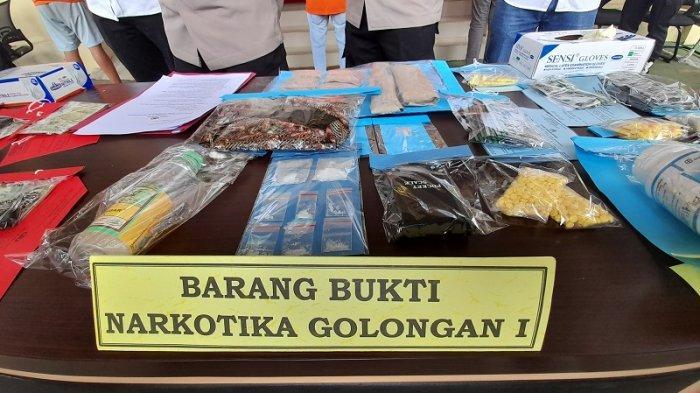 Pria Asal Lopang Kota Serang Ditangkap, Polisi Temukan Plastik Berisi Sabu-sabu di Boks Sepeda Motor