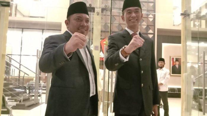 Eki Baihaki Janjikan Perbanyak Sekolah dan Dongkrak Tunjangan Guru Honorer di Serang