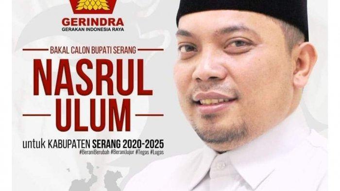 Golkar akan Sanksi Nasrul Ulum Jika Maju Pilkada Kabupaten Serang dari Gerindra